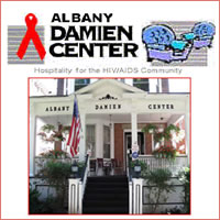 Albany Damien Center Link